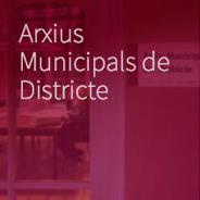 Arxius Municipals de Districte
